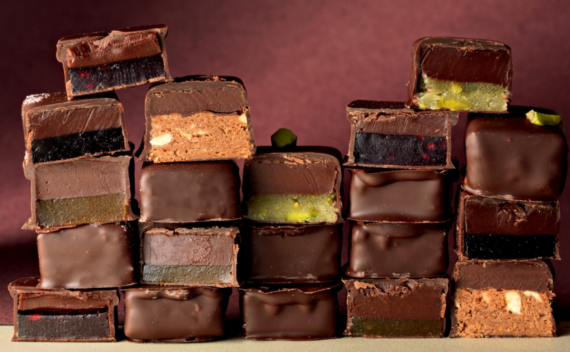 A virtual evening of Wine and Chocolate tasting with WilliamCurley