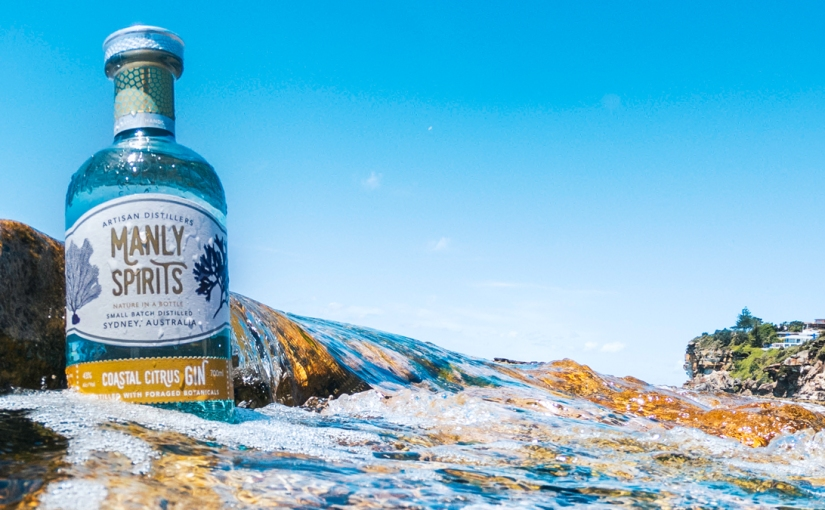Behind the Bottle: An Interview with Manly SpiritsCo.