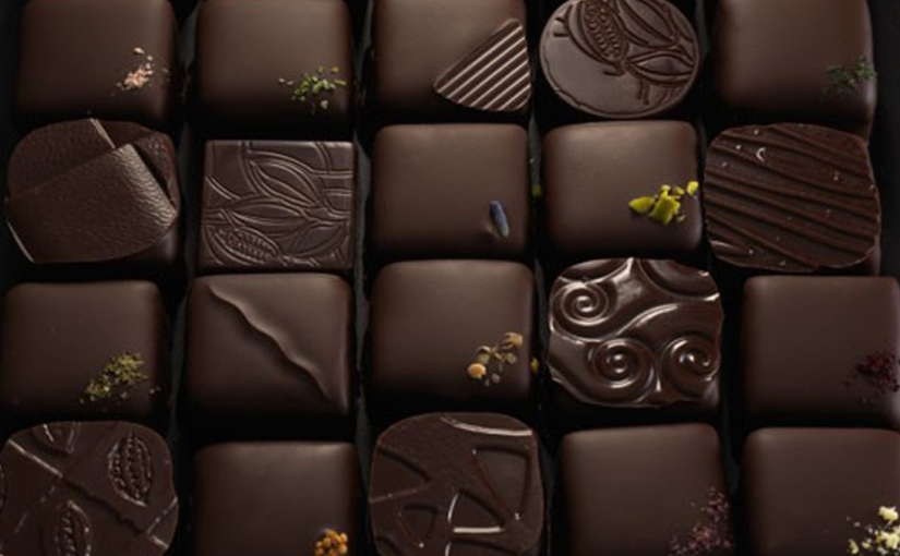 Wine and Chocolate tasting with Grant Hedley & William Curley