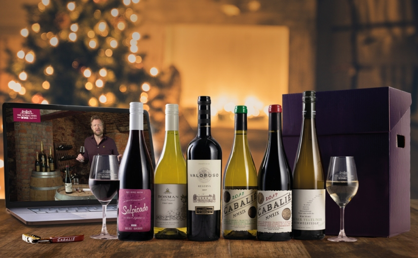 Delve in to the world of wine … from your very own home