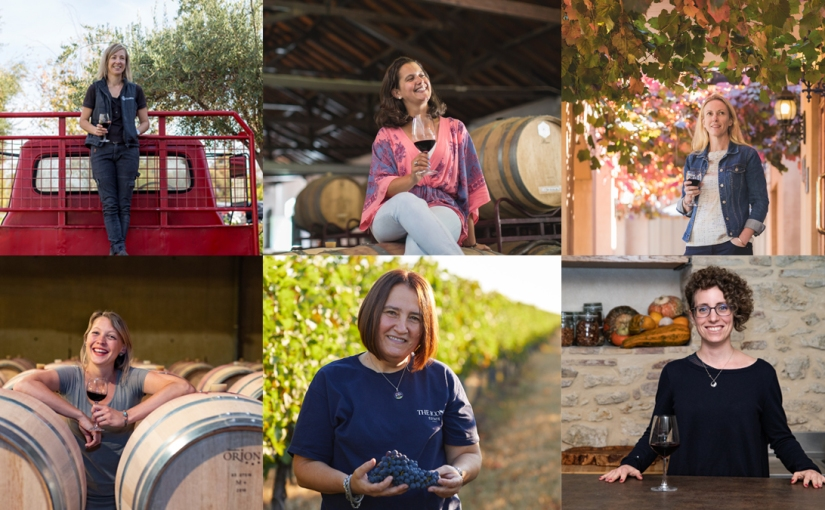 Raising a glass to the women in wine this International Women's Day