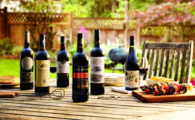 Celebrate National BBQ week with these food and winematches