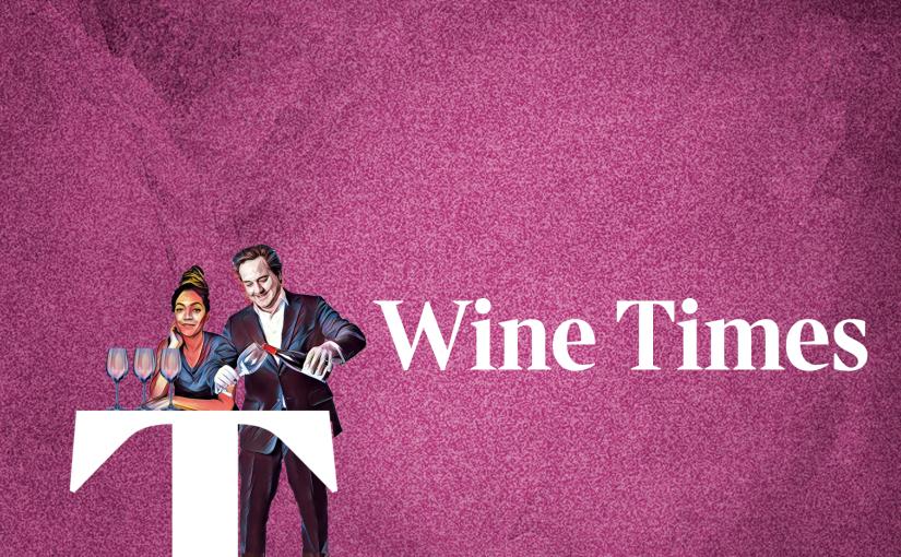 Wine Times Podcast: Episode 1 – EdGamble